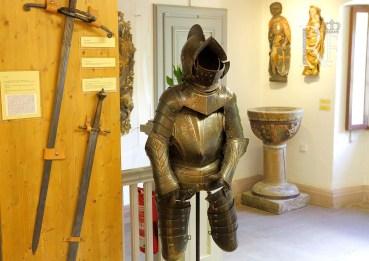 Burgruine und Museum Reichenfels