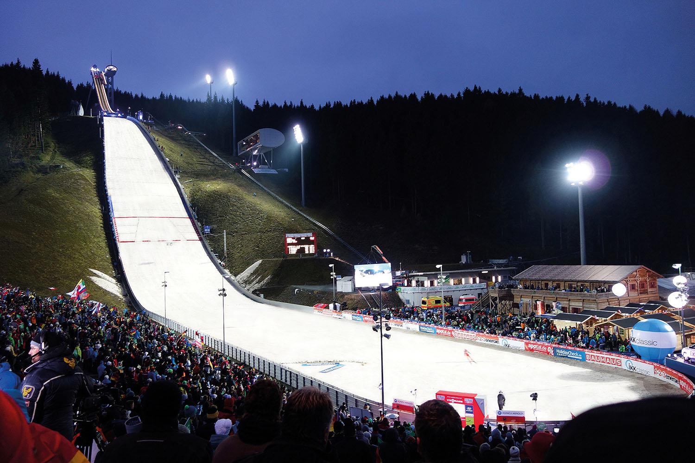 Sparkasse Vogtland Arena Klingenthal
