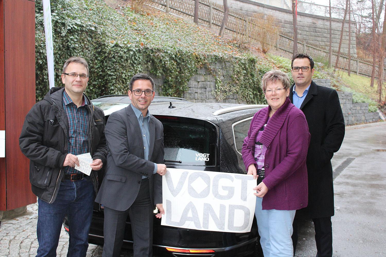 Tourismusverband Vogtland: Vogtländer bewerben das Vogtland