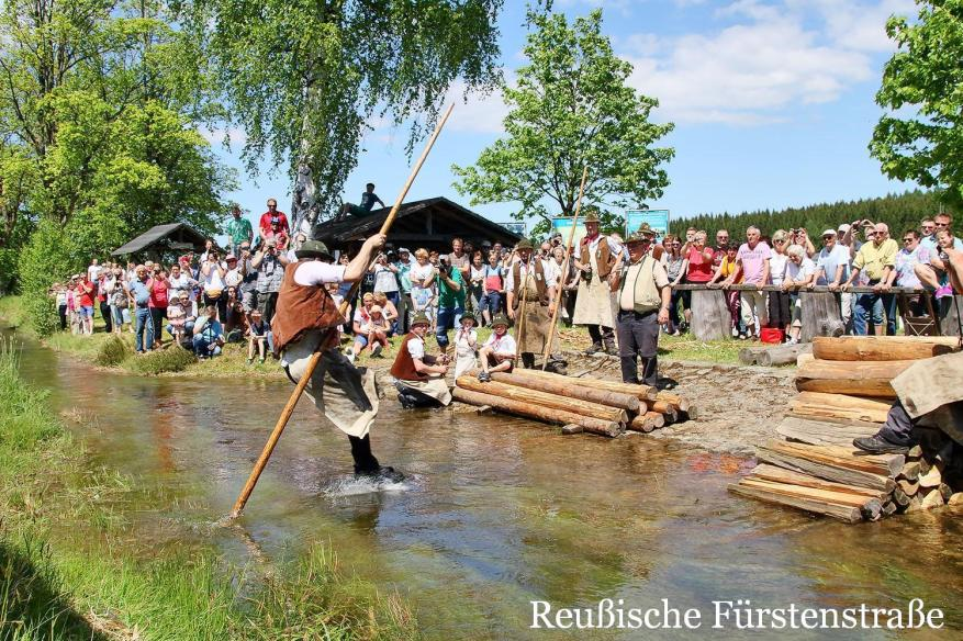 425 Jahre Muldenberg mit Schauflößen