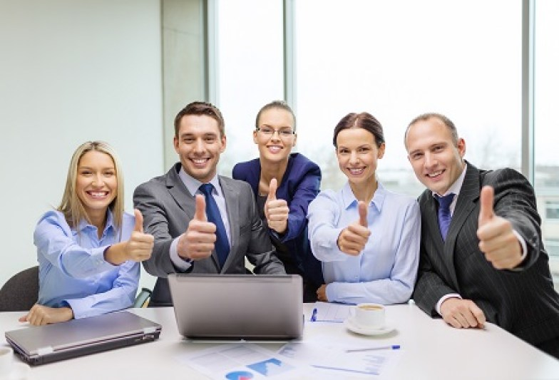 Travail d'équipe MLM