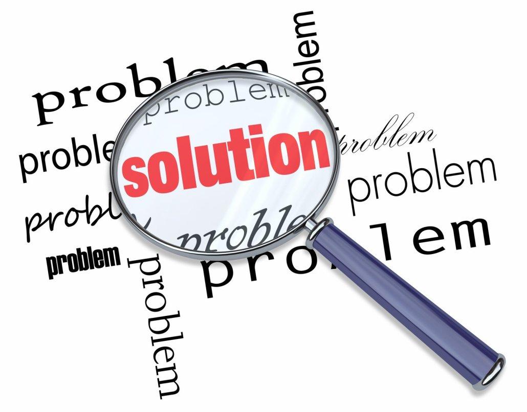 Propositions de solution