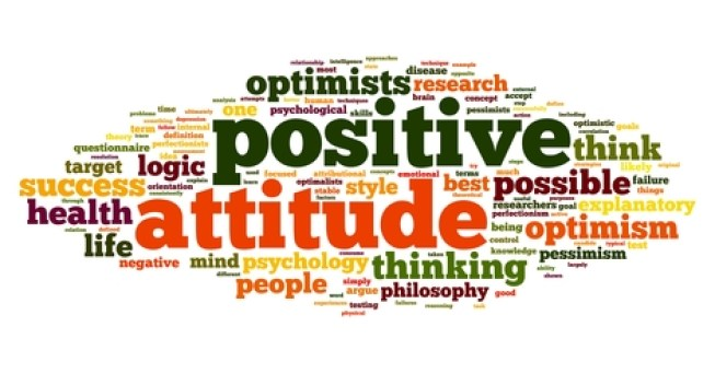 Votre attitude est la clé du succès