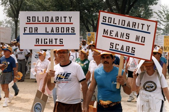 (29487) Solidarity, Solidarity Day, Washington, D.C., 1991