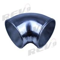 """Rev9Power: Aluminum Elbow Pipe, 90 Degree, 4"""" Diameter ..."""