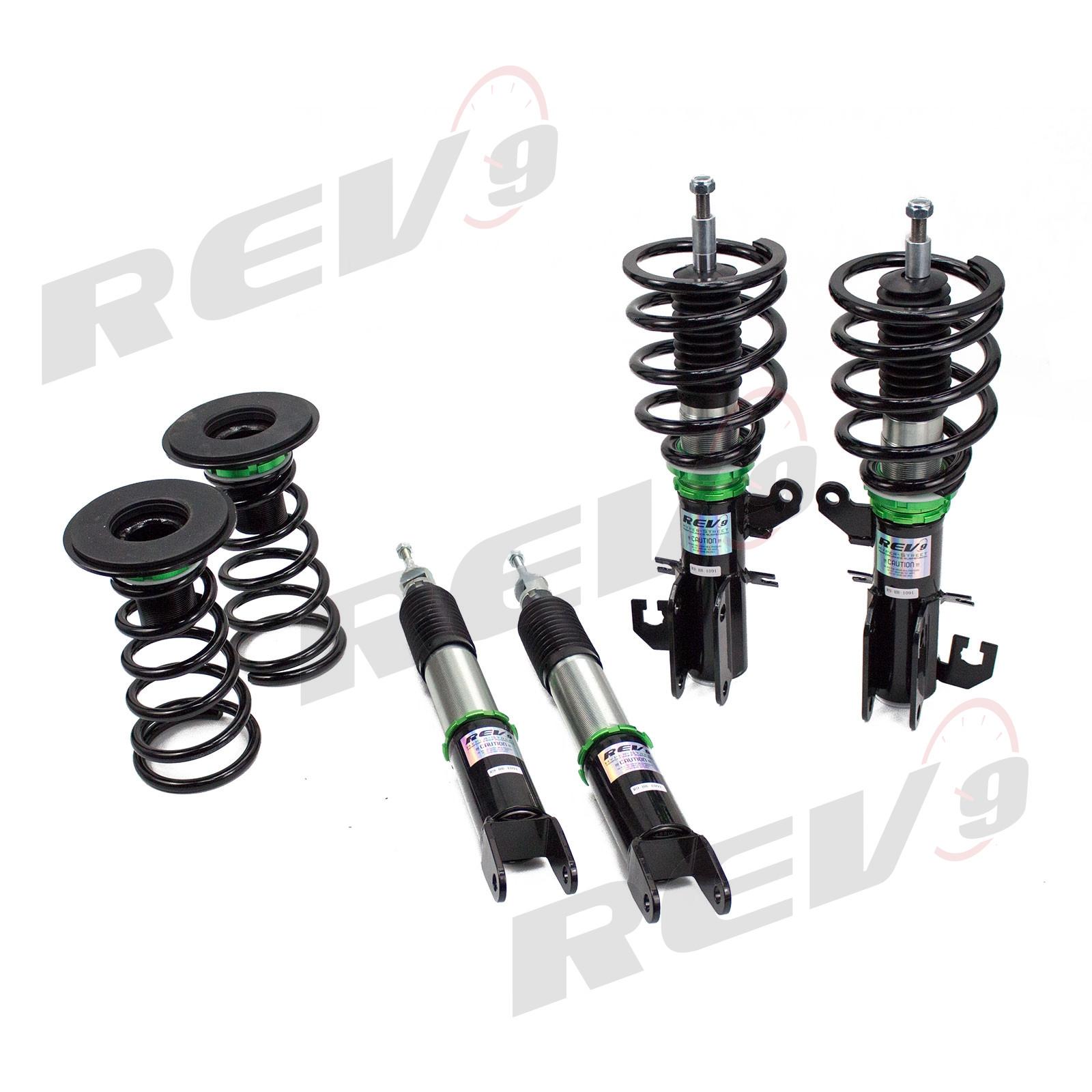 Rev9Power: Hyper-Street Basics Coilovers Set For Nissan