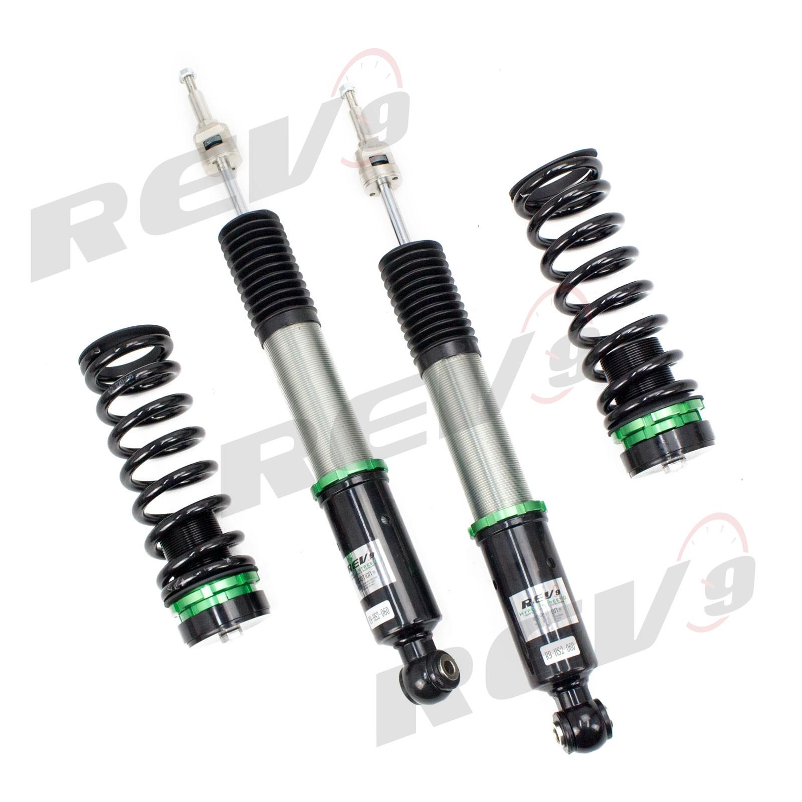 Rev9Power: Lowering Kit for Audi A3 / A3 QUATTRO/S3 (8V