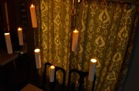 Halloween Decor: Harry Potter Floating Candles - Revamperate