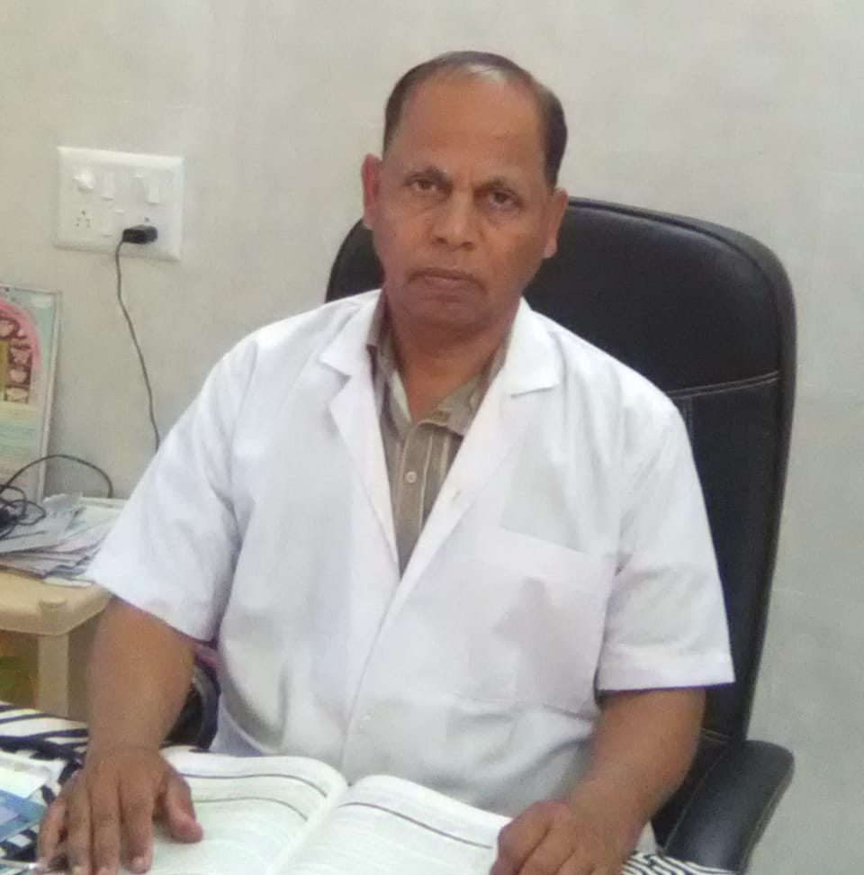 Dr. Ramesh I Valand Doctor at Reva Nature Cure MD in Alternative Medicines
