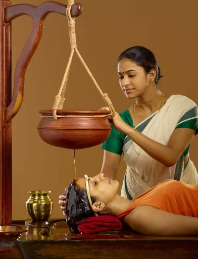 shirodhara treatment