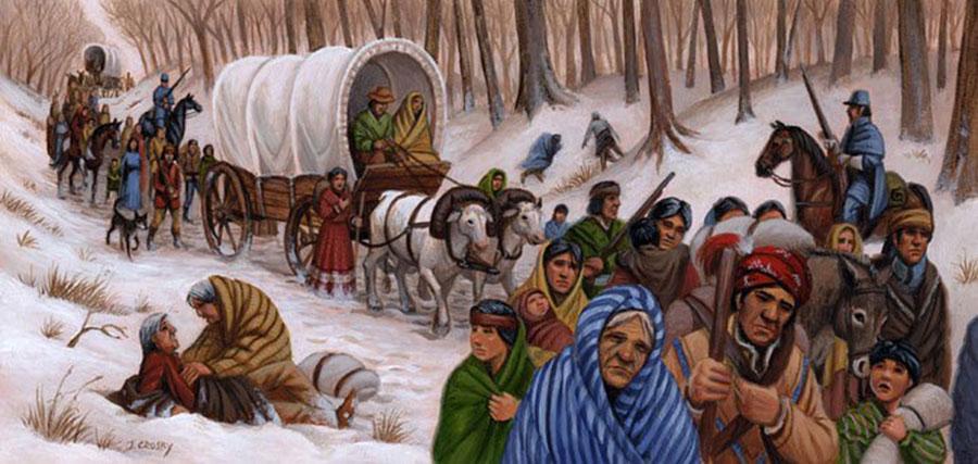 Resultado de imagen para genocidio indios jackson