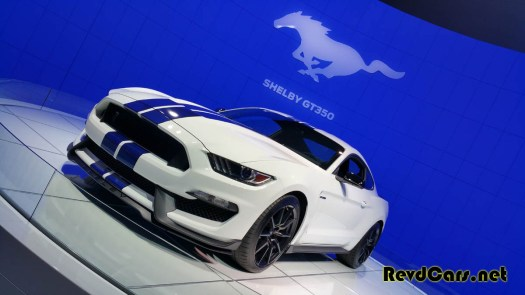 The first Shelby without Carroll Shelby
