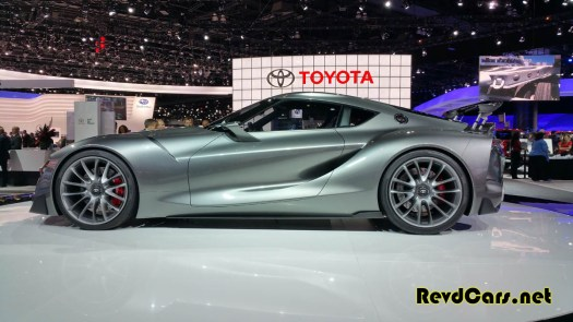 Who needs the Lexus LF-A when you have the Toyota FT-1? We sincerely hope this is the foundation for the new Supra