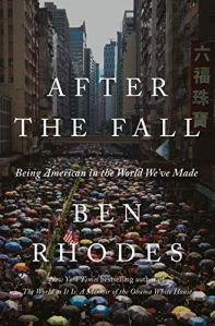 An American in a Strangely Familiar World. Ben Rhodes explores the world the U.S. has made