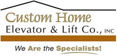 Custom Home Elevator work samples Work Samples Custom Home Elevator logo