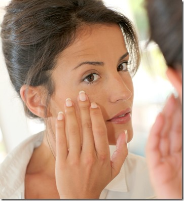 Applying a facial acid to the skin offers dramatic results