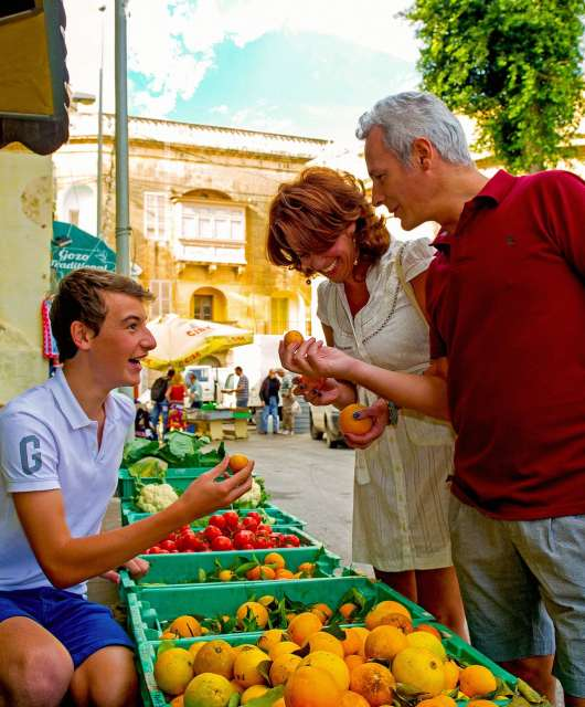 Fresh Fruit and Vegetables - Reveal Malta