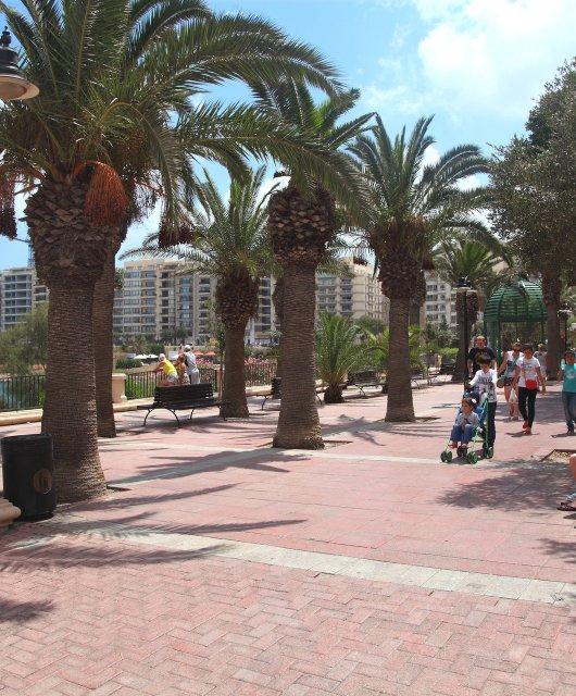 Sliema Promenade