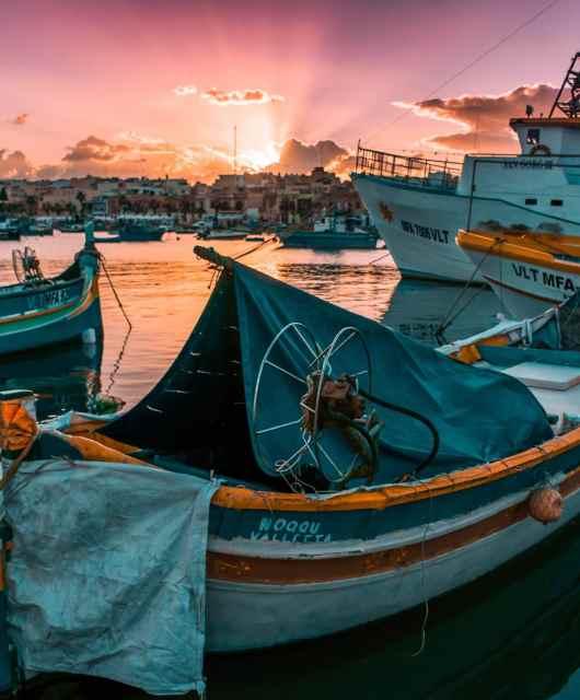 Malta Instagram Spots