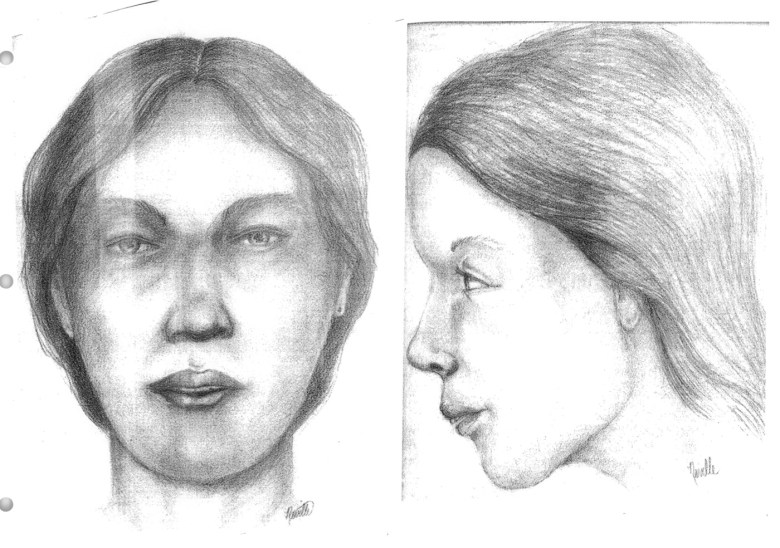 "A Blue Earth, Minn., woman helped identify Michelle Busha, seen here in police sketches, after years of conducting her own investigation and pressing local authorities to exhume the body of ""Blue Earth Jane Doe."""