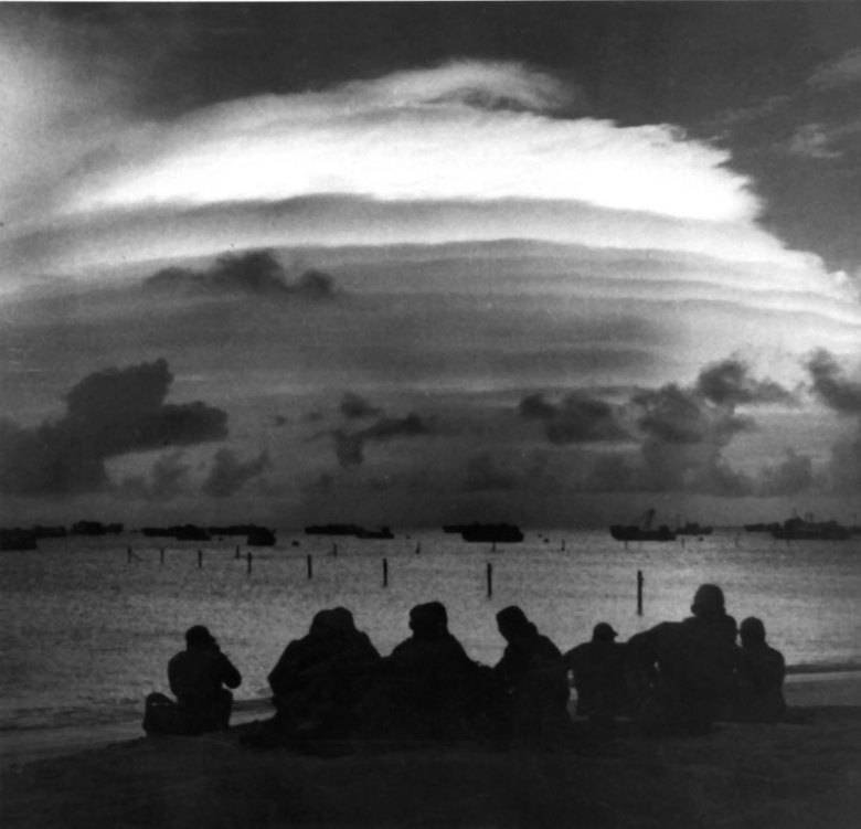 Operation Hardtack I - Thermonuclear detonation during the Pacific tests in 1958, Hardtack-I Operation.