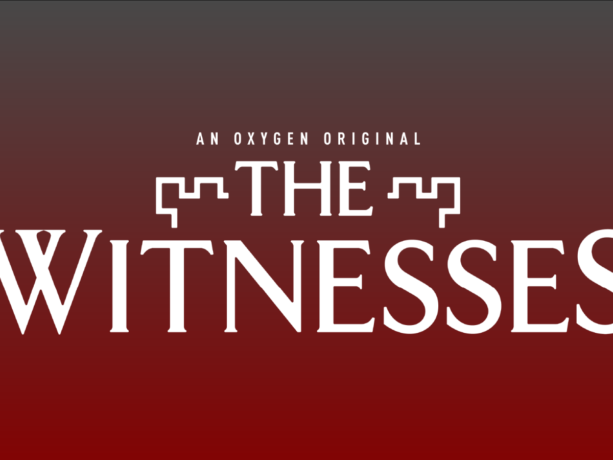 Logo for the series The Witnesses