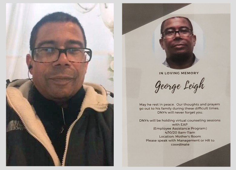 George Leigh