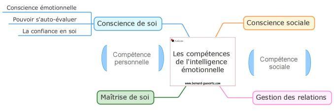 Les compétences de l'intelligence émotionnelle nécessaires pour le leadership