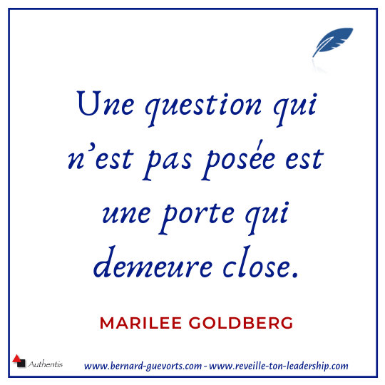 Citation sur question
