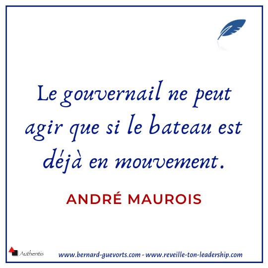 Citation de André Maurois