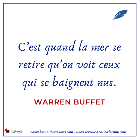 Citation de Waren Buffet