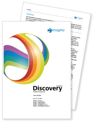Le profil Insights Discovery