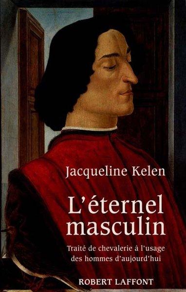 Couverture du livre de J Kelen l'éternel masculin