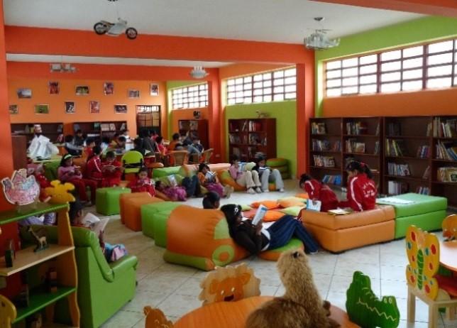 """Foto : Archivo """"F y A 58"""". Biblioteca principal. Jicamarca 28.05.14"""