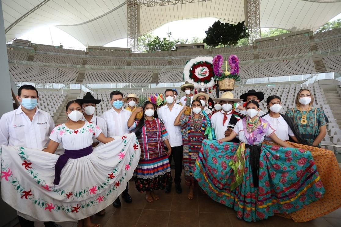 """""""Oaxaca va a conquistar el corazón"""" de EU: Esteban Moctezuma"""