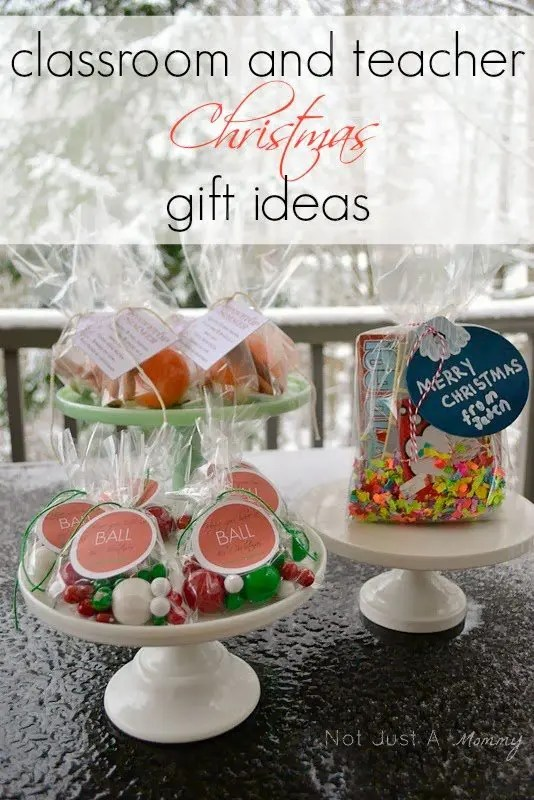 School staff christmas gift ideas