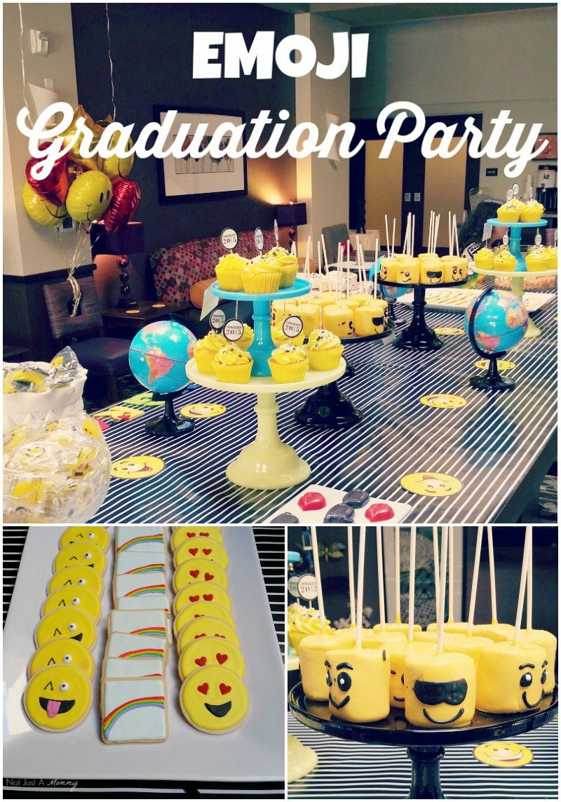 But Graduation Party Theme Do You Choose For A 10 And 13 Year Old That Isnt Carnival Or Beach Of Course Emoji