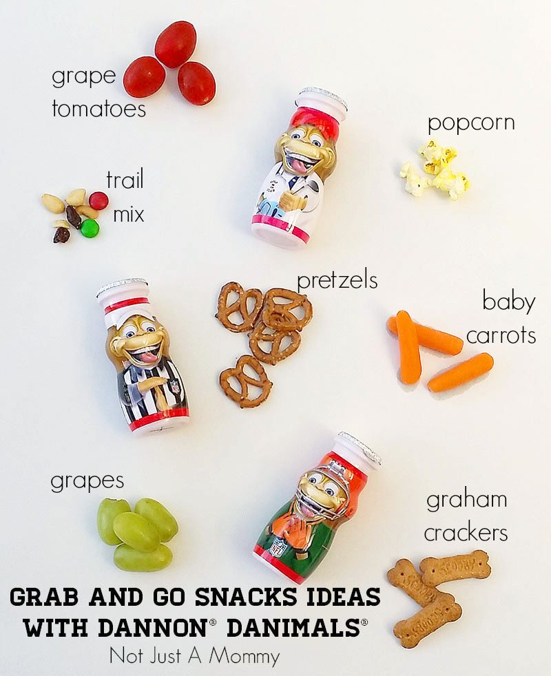 tuesday tip grab and go snack ideas with dannon danimals