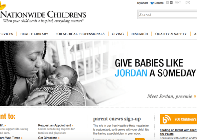 Nationwide Children's Hospital: Blog