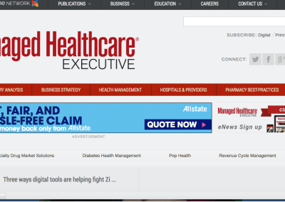Dialog Direct Healthcare: Managed Healthcare Executive