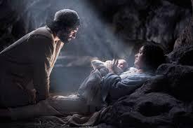 Jesus as human baby