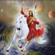 Him Who sat on the White Horse