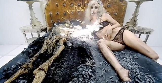 Hotel Blood Bath for Lady Gaga