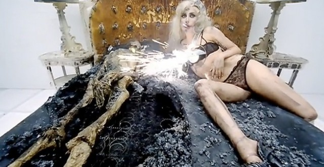 Hotel Blood Bath for Lady Gaga
