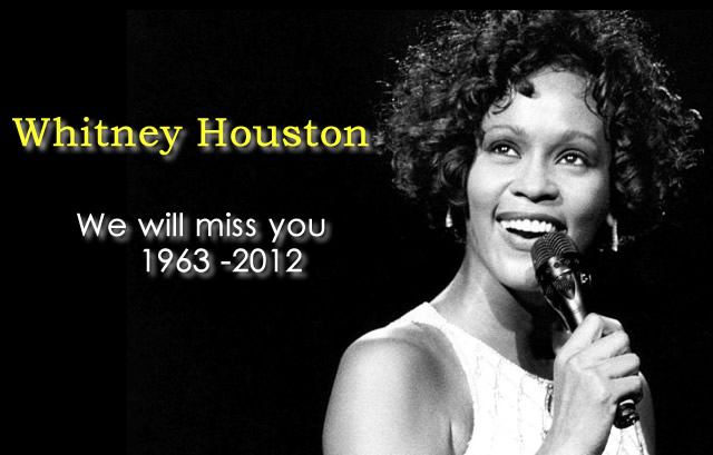 Goodbye: Whitney Houston 1963-2012
