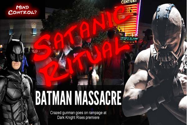 Batman Massacre:Spiritual Analysis