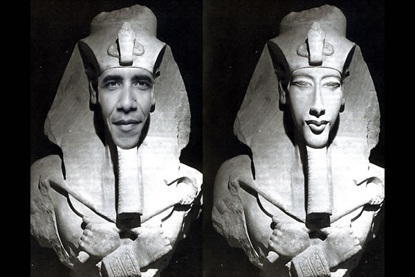 President Obama, Antichrist or Akhenaten?