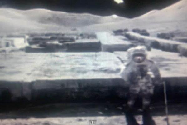 Ancient Moon Civilization?