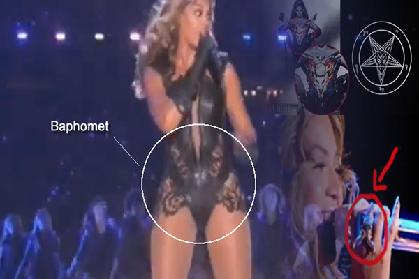 Are These the Demons of Beyonce?