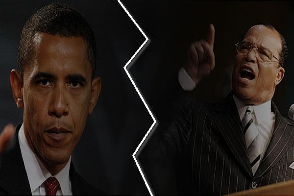 Farrakhan on Obama: The Road to Splitsville